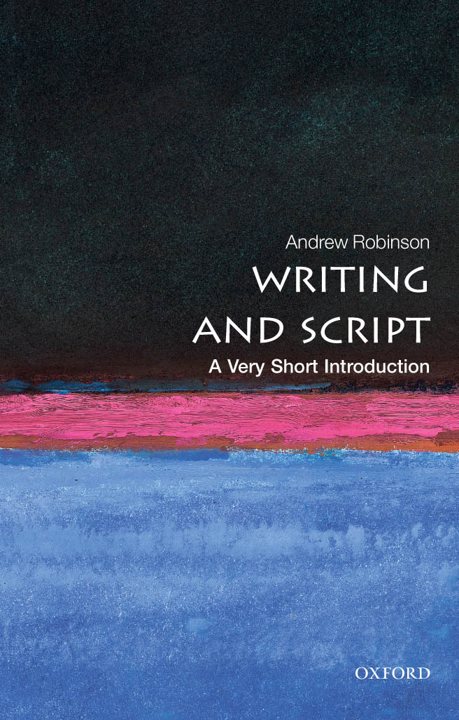 Pre-Flood Writing