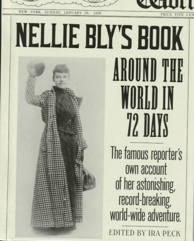nellie bly paper Nellie bly was the pen the editor was so impressed with bly's earnestness and spirit that he asked the man who wrote the letter to join the paper when he learned the man was bly she originally intended for her pseudonym to be nelly bly, but her editor wrote nellie.
