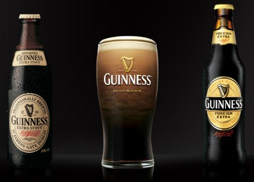 All Guinness Brewed Overseas