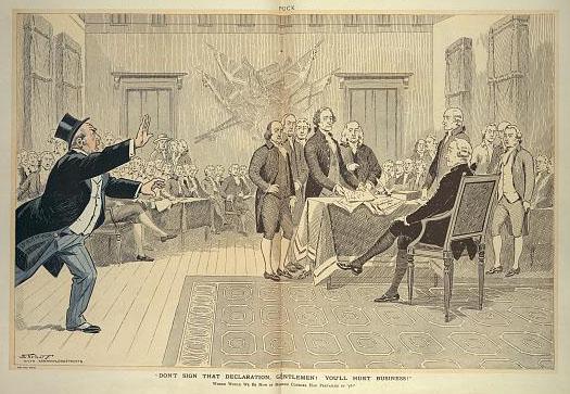 Declaration of Independence Essay Paper