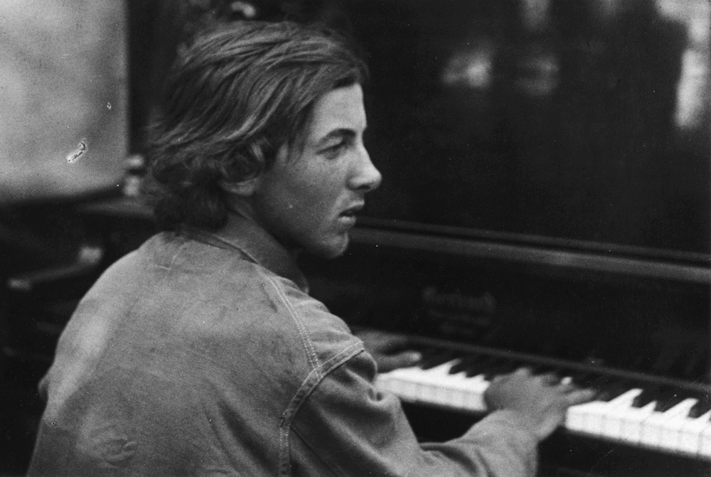 henry cowell piano