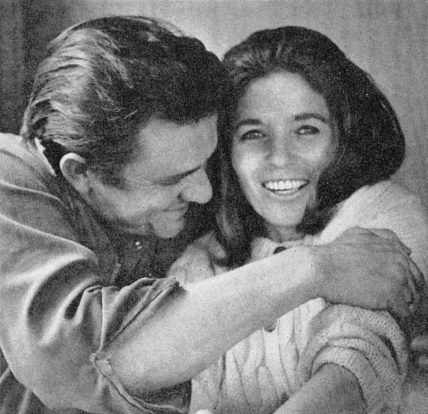 Solo or duet married couples in the american national for Pictures of johnny cash and june carter