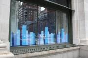 New York office window