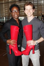 Kinky Boots by Bruce Glikas