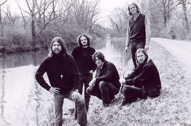"A publicity shot for a leading Midwestern Jesus band: ""e"" of Indianapolis ca. 1972. Courtesy of Ron Rendleman."