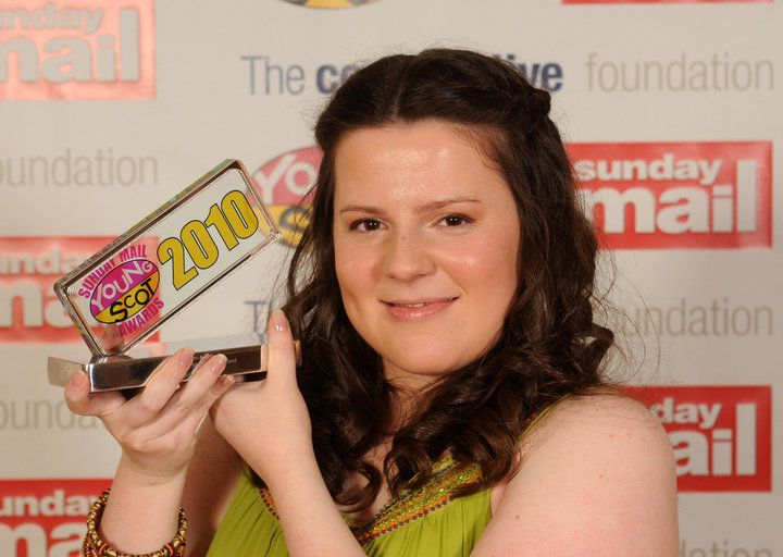 In 2010, Jane won a YoungScot award for continually working to improve awareness of epilepsy