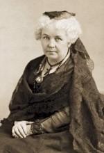 Elizabeth Cady Stanton, circa 1880
