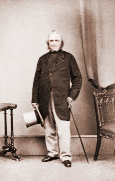 Joseph Paxton circa 1860s.