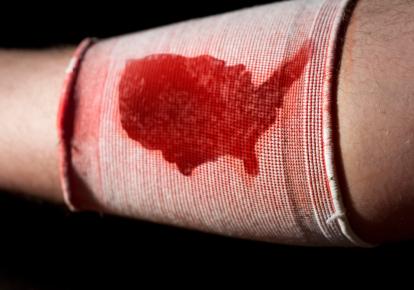 america bandage