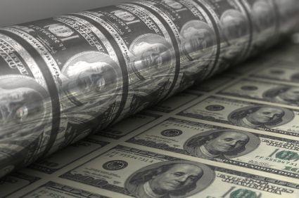 Printing US banknotes