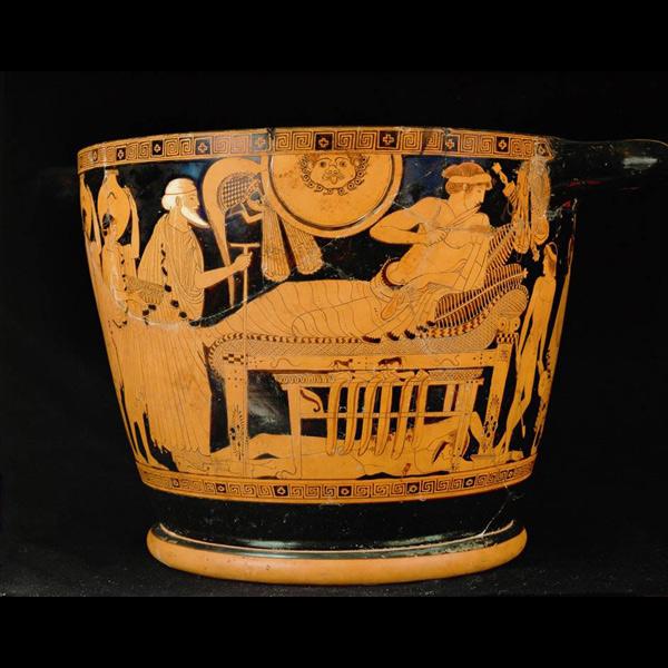 Achilles And Priam