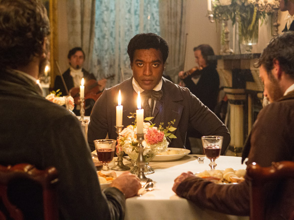 Chiwetel Ejiofor in 12 Years a Slave. (c) Fox Searchlight. Source: 12yearsaslave.com