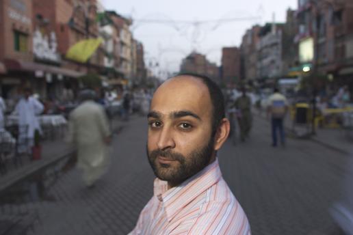 Mohsin Hamid © Ed Kashi