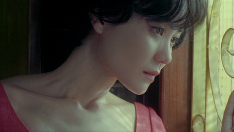 Faye Wong as Wang Jing-wen in '2046' (Jet Tone Films 2004)