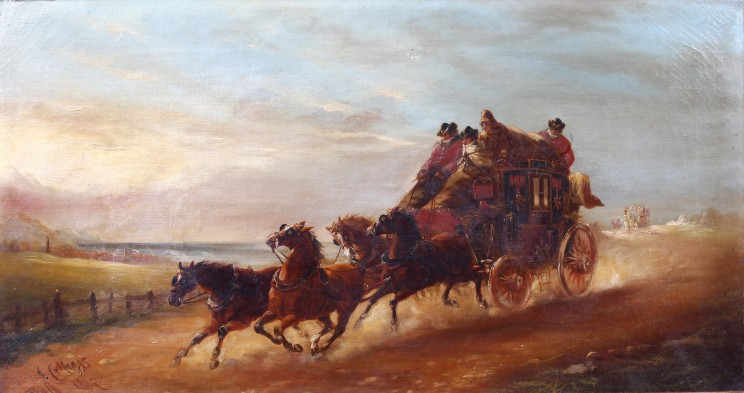 The Mail Coach