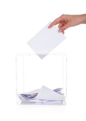 transparent voting