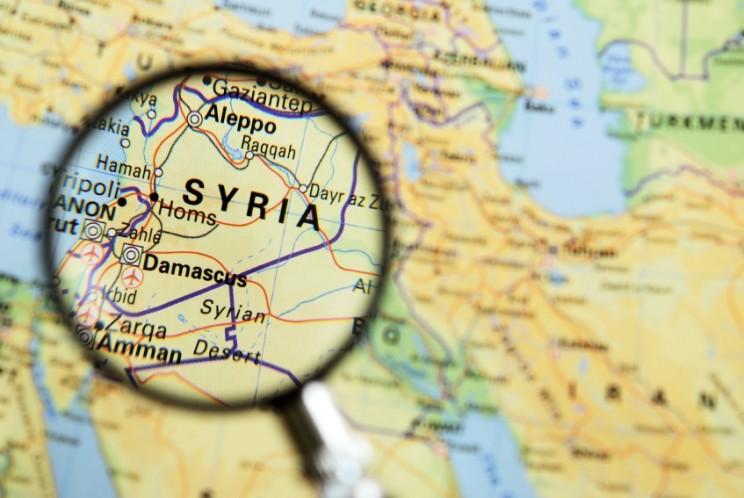 Destination Damascus. © gmutlu via iStock.