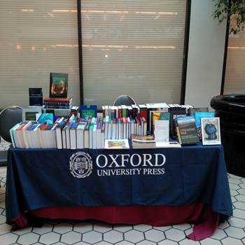 Oxford University Press at International Law Weekend 2013.