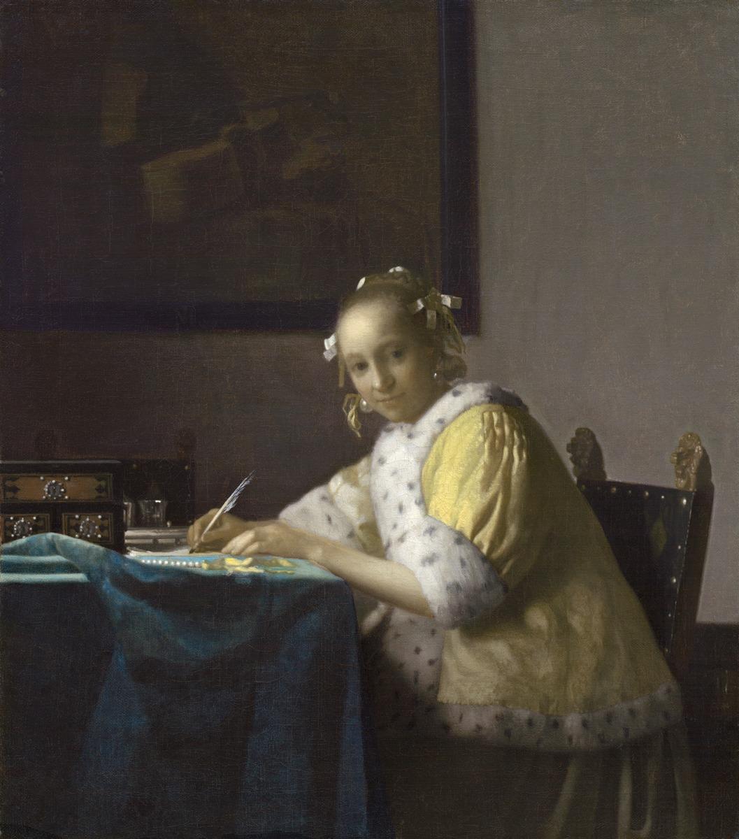 Lady Writing