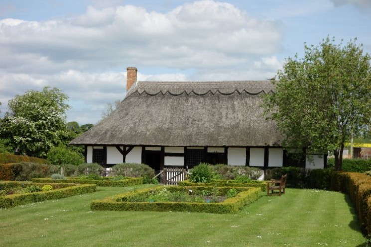 Izaak Walton's Cottage, Shallowford, Staffordshire