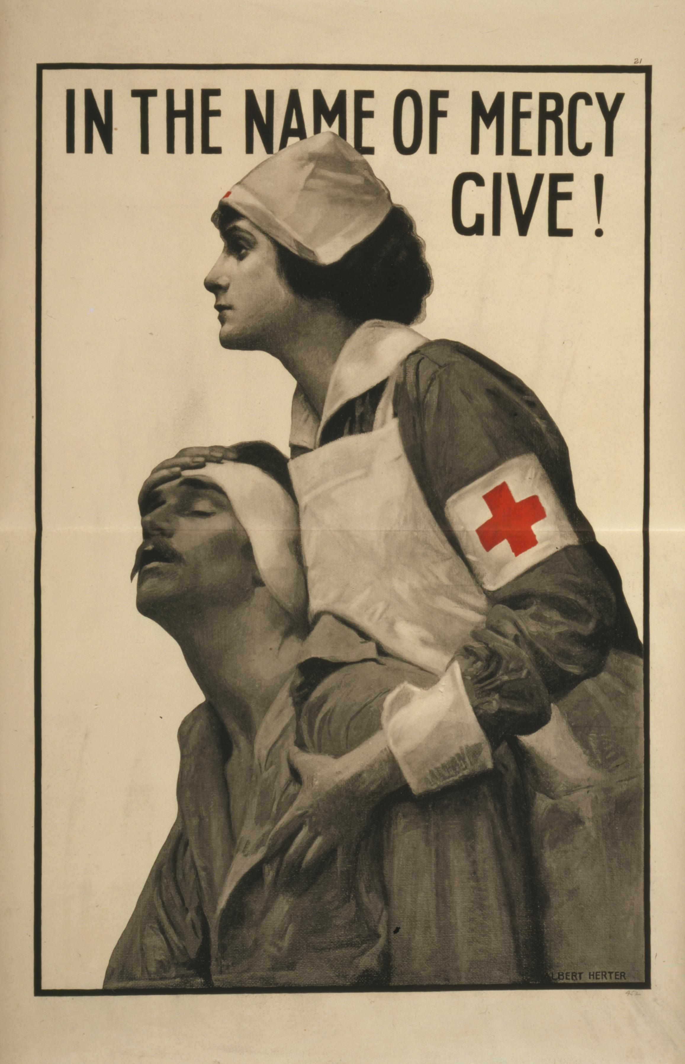 American Red Cross image