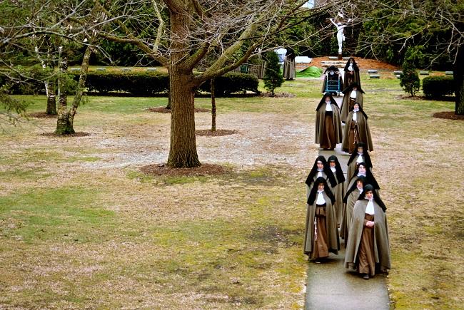 nun funeral abbie reese