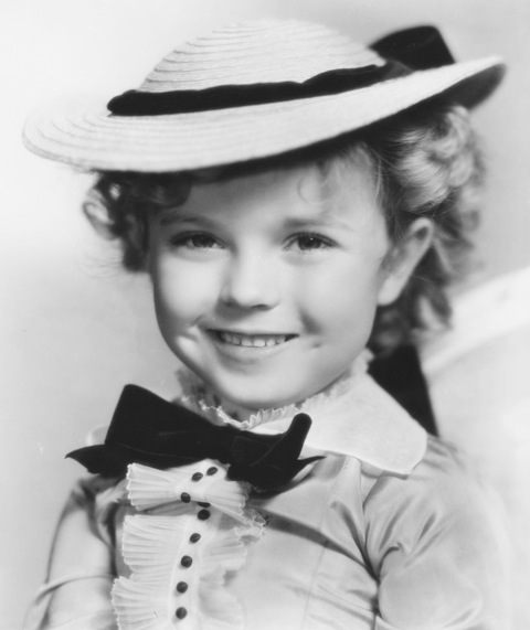 Shirley Temple Black Not A Personality To Be Bunked