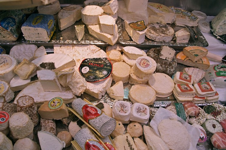 18 facts you never knew about cheese | OUPblog