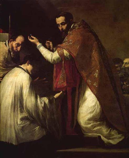 The Miracle of Saint Donatus