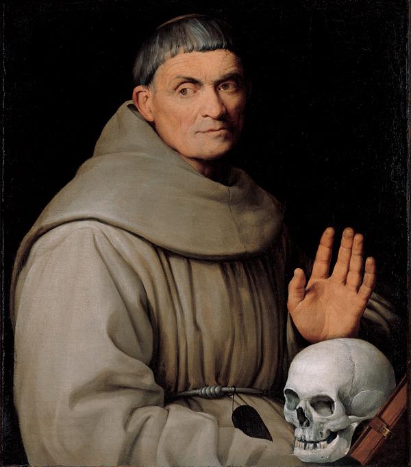 Franciscan Friar Jacopo dal Ponte