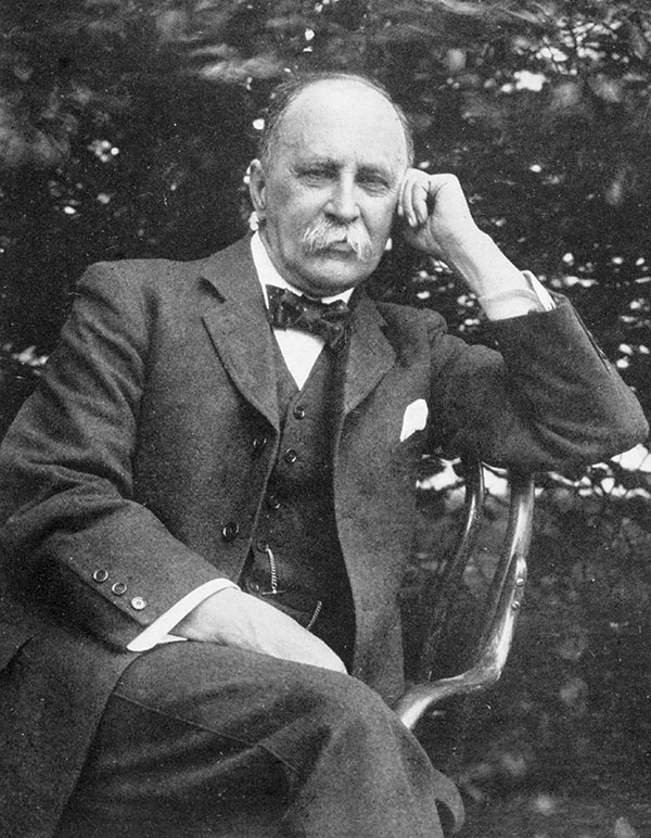 William Osler. CC-BY-4.0 via Wikimedia Commons.