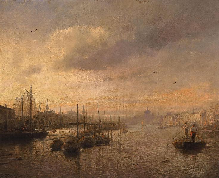 735px-Hermann_Herzog_-_Venetian_canal