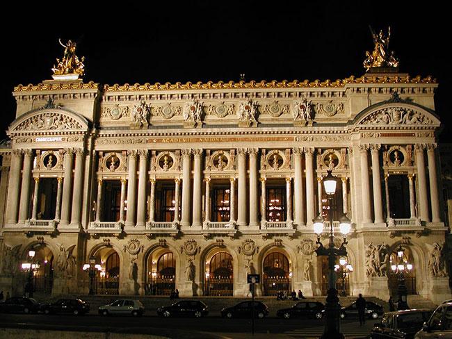 Paris Opera Palais Garnier