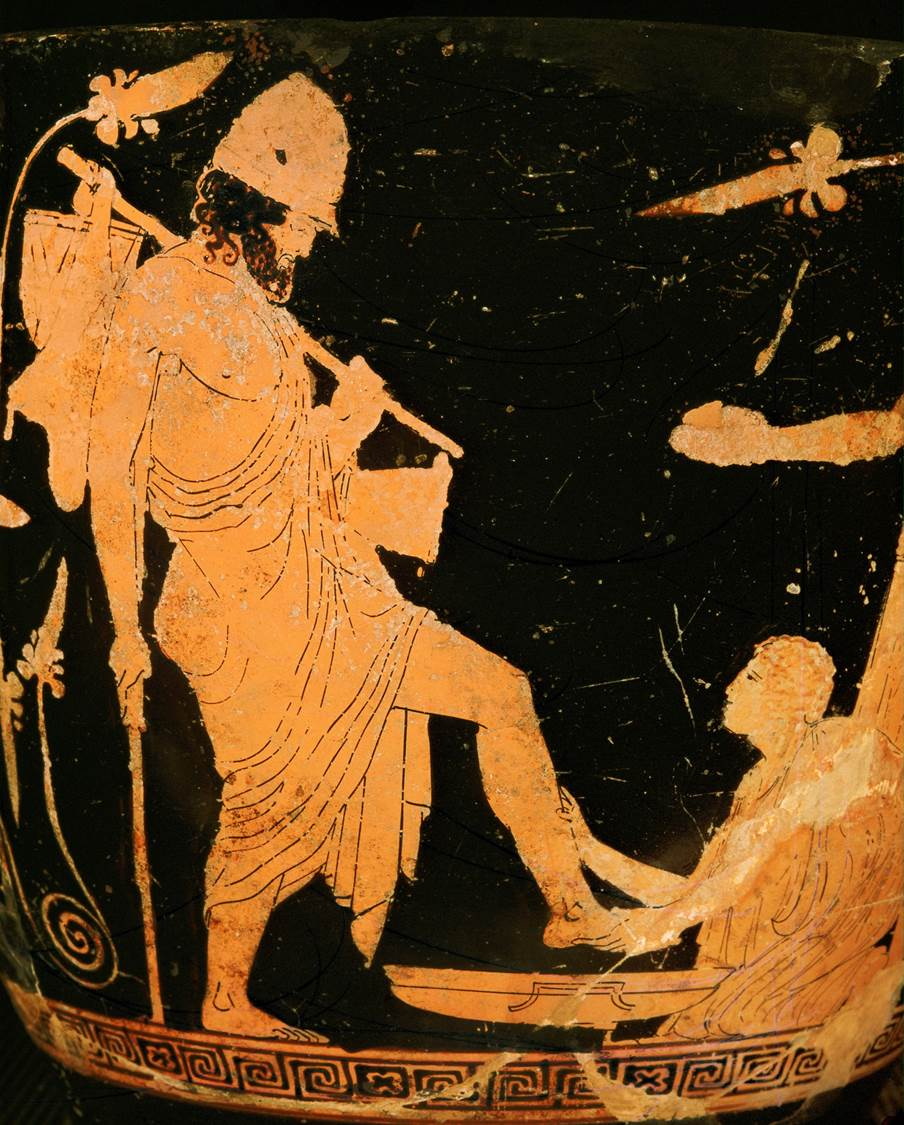 Gender and Sexuality in Ancient Greece Essay