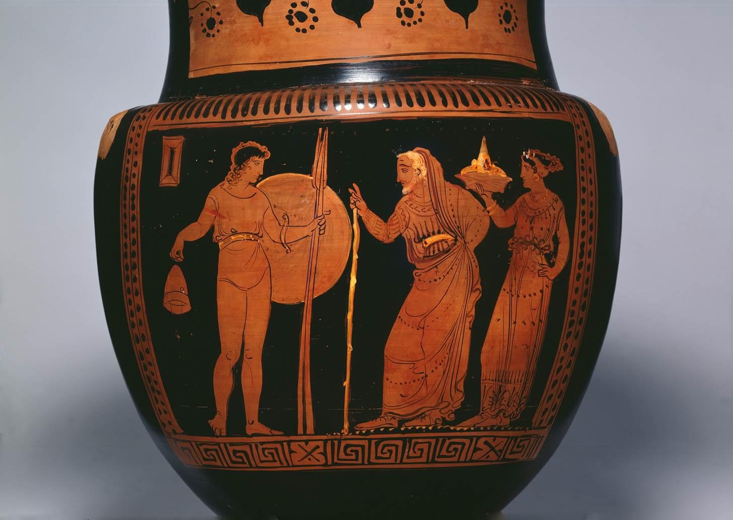 Odysseus And Kalypso Http Blog Oup Com Wp Content Uploads