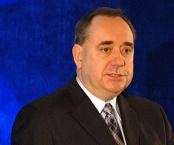 Alex Salmond. Photo By Harris Morgan. CC-BY-2.0 via Wikimedia Commons