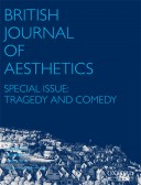 Cover for 14682842  British Journal of Aesthetics