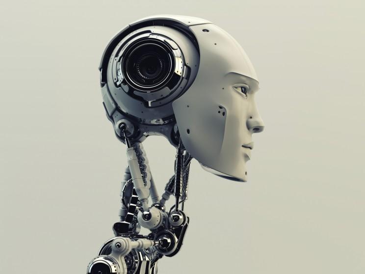 Futuristic man. © Vladislav Ociacia via iStock.