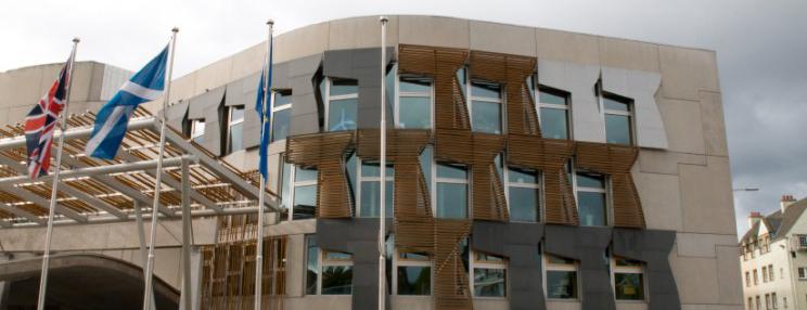 scotland parliament cropped