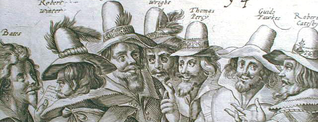 Essay on the gunpowder plot of 1605