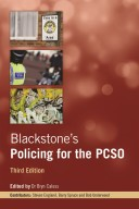 Policing for the PCSO