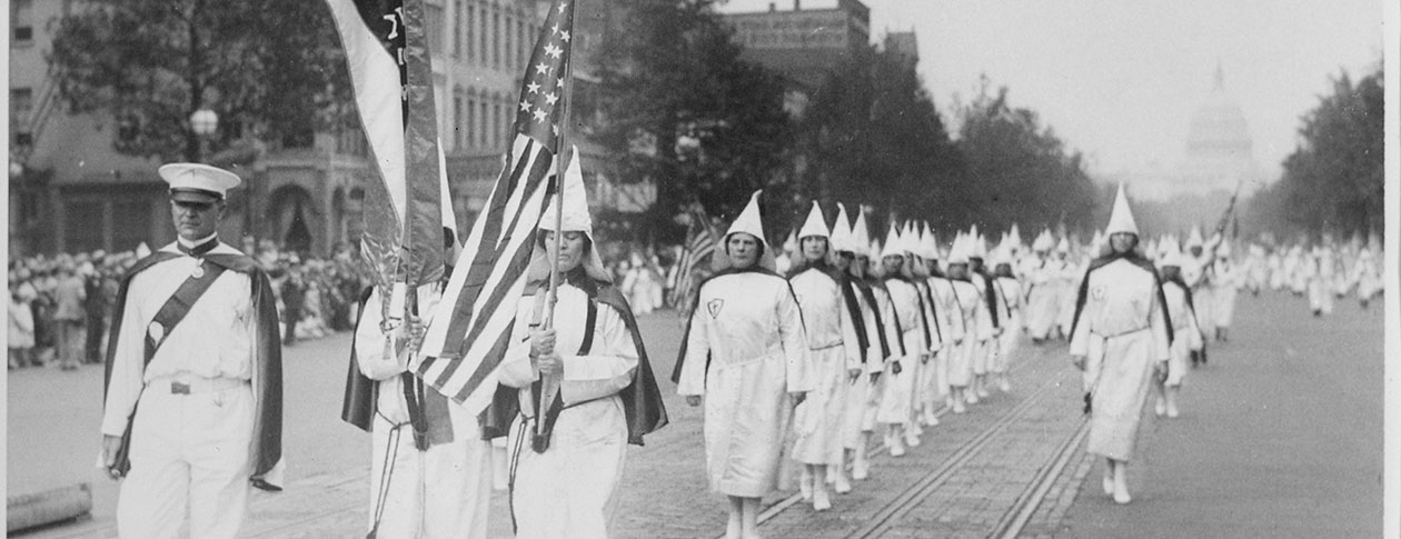 the rise and influence of the ku klux klan Immigration restriction & the ku klux klan  in addition, political, economic, and  social changes led to the rise of the new woman, the changing face of.