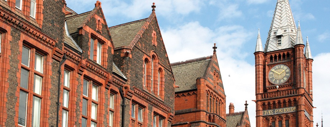 Victoria Building, University of Liverpool by Ian-S via Flickr (CC BY-NC 2.0)