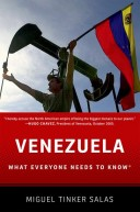 9780199783281 - Venezuela: What Everyone Needs to Know (WENTK)