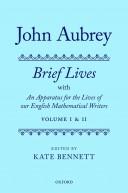 Bennett - Brief Lives.tif