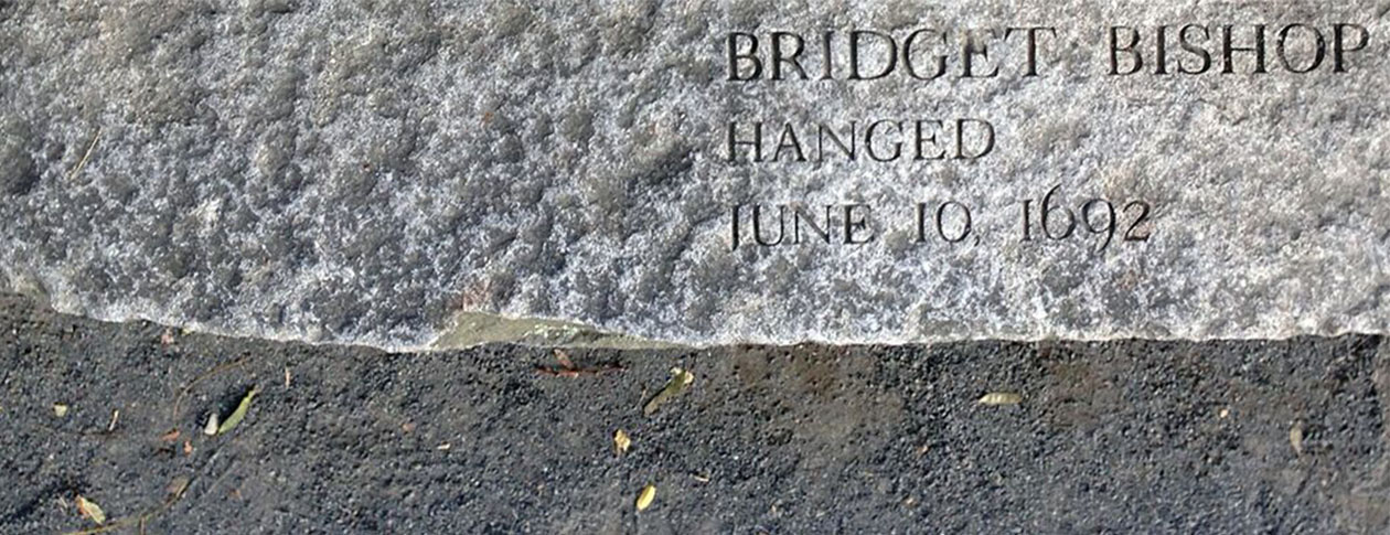 a biography of bridget bishop a victim of the witch hunt Bridget bishop was the first person executed for witchcraft during the salem witch trials in 1692 all together about 72 people were accused and tried 20 were executed.