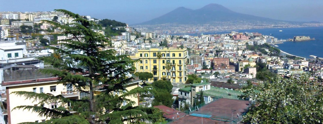 Naples by IlSistemone via Wikimedia Commons [CC BY-SA 3.0].
