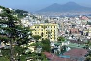 Naples by IlSistemone via Wikimedia Commons [CC BY-SA 3.0].