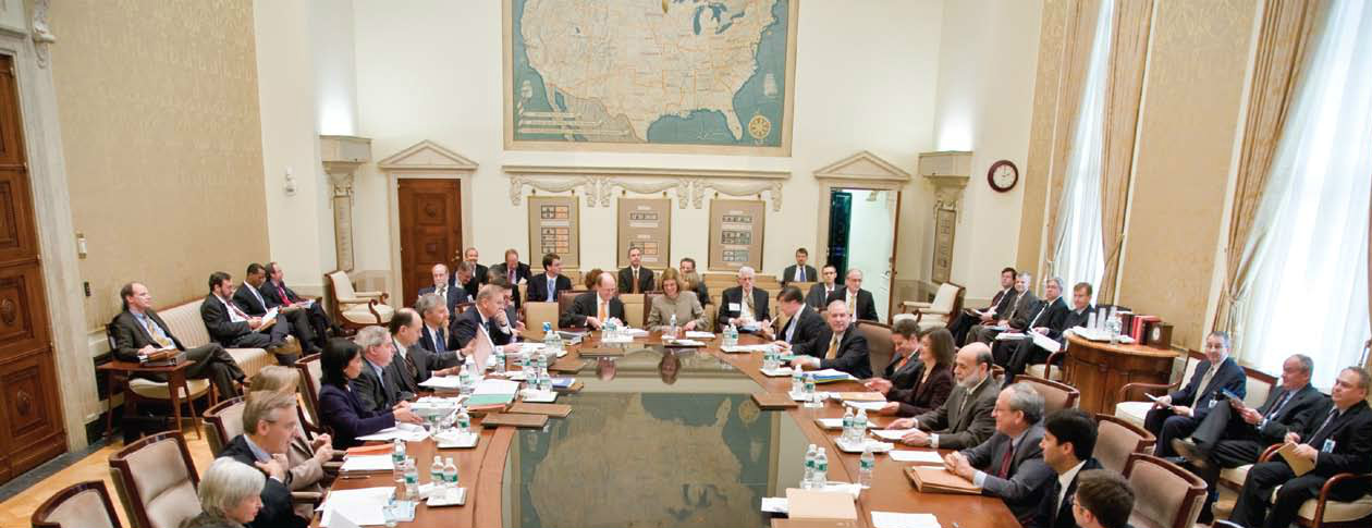 The Federal Reserve Board and the Federal Open Market Committee Meeting Minutes