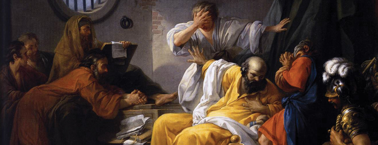 An introduction to the life of socrates